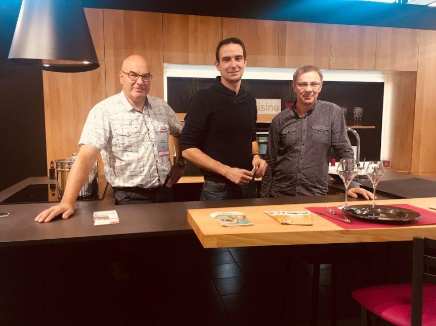 Cuisine contemporaine archives atelier bouesnard for Salon de l habitat rennes 2017